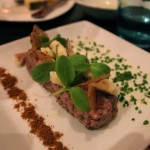 Steak Tartare A'la El Cellar de Can Roca